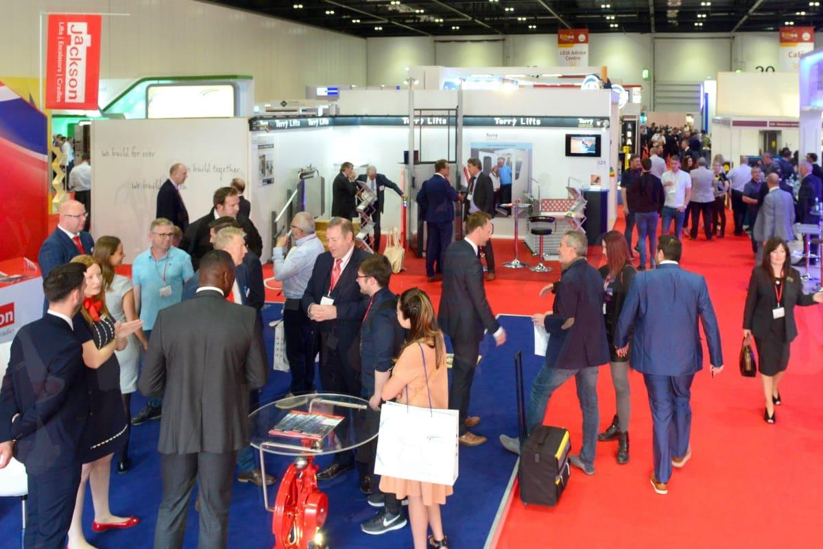 LIFTEX 2022 Show Floor